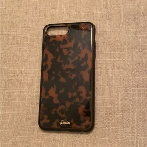 Sonix tortoise shell iPhone 6/7/8 plus case